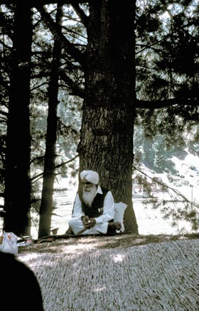 Sant Kirpal Singh in Kashmir, July 1973