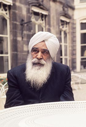Sant Kirpal Singh, Paris, September 1972