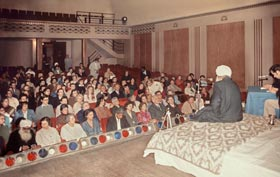 Sant Kirpal Singh, lecture in Paris, September 1972