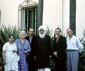 Sant Kirpal Singh, Second World Tour